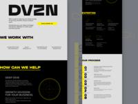 Marketing agency website design web design web website animation strategic marketing ui design agency site ui ux