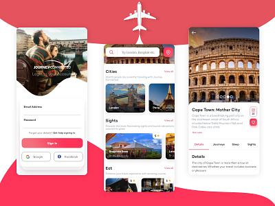 Travel App ui ux design app design app travel app design tripadvisor traveling travel app travel