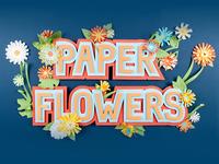 Paper Flowers - Skillshare Course