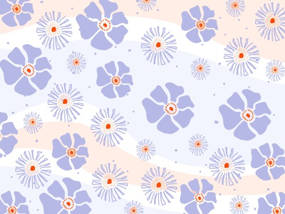 Texture Thursday retro pattern illustration vector print design