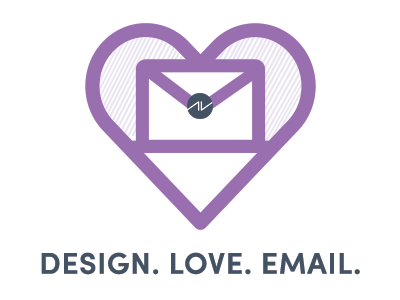 Design. Love. Email.