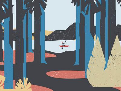 Illustration Scene