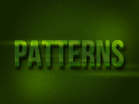 Patterns Typo