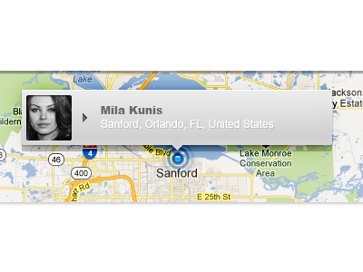 Friend track app by graphcoder