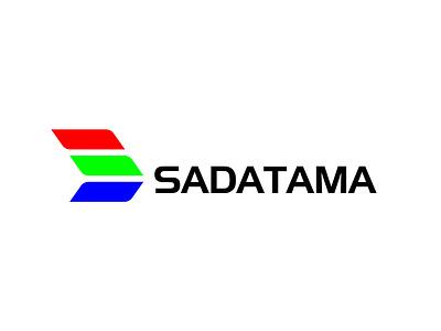 Sadatama Company Logo Design startup logo design logo branding design branding brand identity brand design design