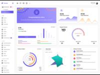 Vuesax Vuejs - Vuejs Admin Dashboard Template