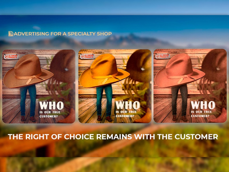 creative product advertising web design ui design