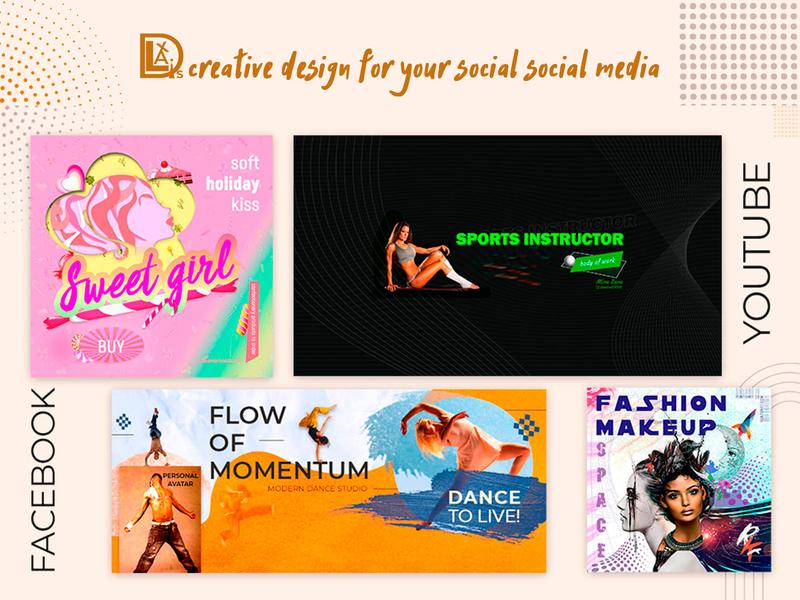 social media design social media design social media banner web design