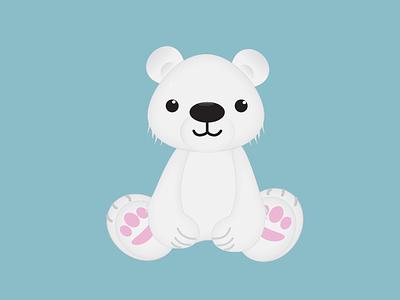 Polar Bear illustration polarbear