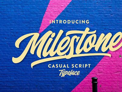 Milestone Casual Script milestone casual script milestone casual script