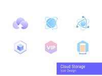 Cloud-Storage icon