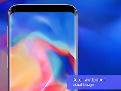 Color wallpaper light color 设计 wallpaper phone wallpaper