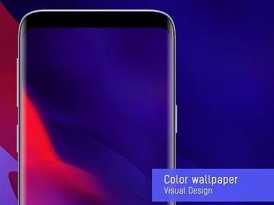 Color Wallpaper creative phone wallpaper wallpaper color design