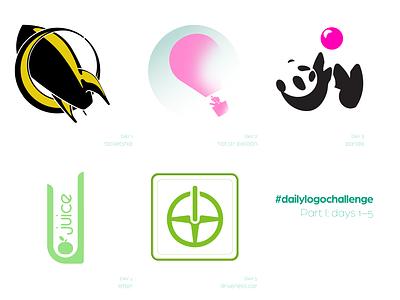 Logofolio 1 challenge dailylogochallenge advertising minimalist branding vector brand identity logotype brand design logo