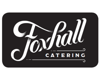 Foxhall Catering Business Card