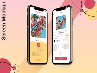 GrowEasy - Garden Companion App design ux ui