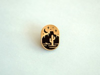 new pin!🌵