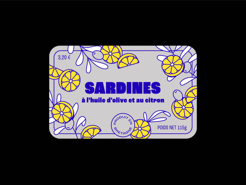 more fish cans olive packaging sardine lemon