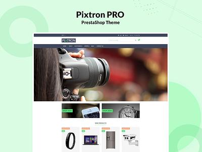 Pixtron Pro - Electronics Responsive Prestashop Theme prestashop templates electronic theme ideas prestashop  theme ideas prestashop theme hiddentechies