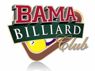 Logo marketing logo graphic design digital illustration design branding bama alabama pool logo