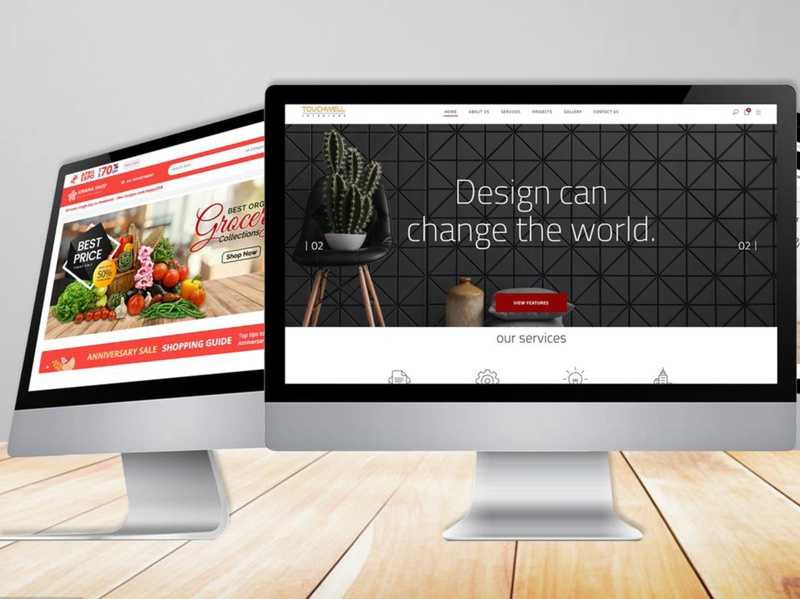 WEBSITE DESIGN design ux ui web design logo design branding