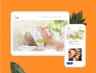 Website Design illustration web design mobile app design ux ui logo logo design