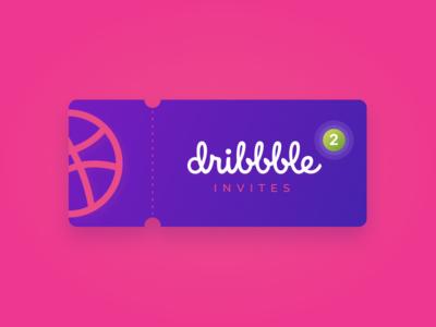 Dribbble invites ticket dribbble invitation draft invite