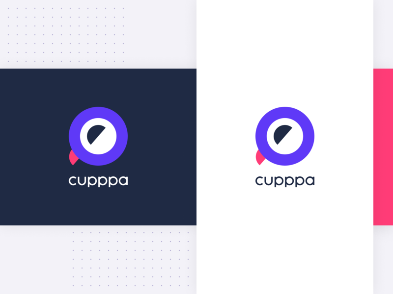 Cupppa logo tea cup design adobe illustrator brand illustration logo penguin search coffee