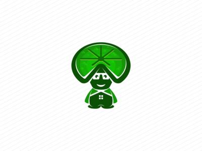 Lilypad House Mascot