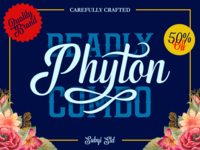 Deadly Phyton Combo - Font