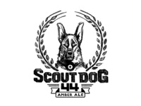 Scout Dog sketch