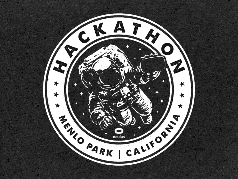 Hackathon illustration design
