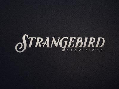 Strangebird Logo
