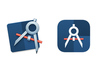 Flinto App Icons icon ios mac app icon os x