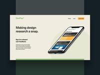 GenPop® App Concept