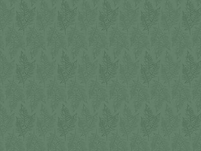 Leaf patterns print