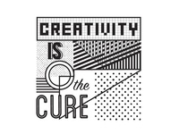 Creativity is the cure