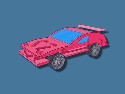 Sportcar. Cars #6 vector illustration art car sportcar