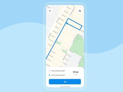 #Dailyui #020 - Location Tracker location tracker location app location map dailyui mobile mobile ui app ux design dailyuichallenge daily ui ui