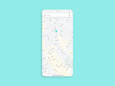 #DailyUI #029 - Map 029 map adobe xd mobile ui mobile dailyui ux design dailyuichallenge daily ui ui