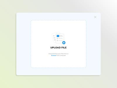 #DailyUI #031 - File Upload file file upload upload 031 adobe xd dailyui ux design dailyuichallenge daily ui ui