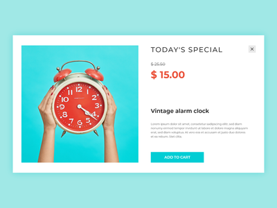 #DailyUI #036 - Special Offer 036 discount price special offer offer dailyui adobe xd design ux dailyuichallenge daily ui ui