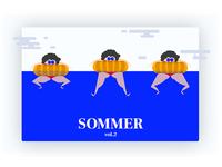 Summer Vibe - Swim