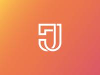 """J"" Logo Exploration"
