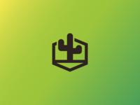 """""""Cactus"""" Logo Exploration"""
