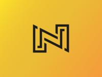 """N"" Logo Exploration"