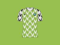 World Cup 2018 Nigeria Home Shirt