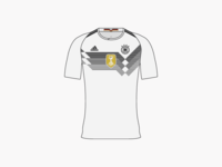 World Cup 2018 Germany Home Shirt