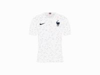 World Cup 2018 France Away Shirt