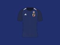 World Cup 2018 Japan Home Shirt